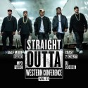 The Western Conference 31 mixtape cover art