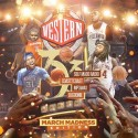 The Western Conference 33 mixtape cover art