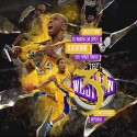 The Western Conference 34 mixtape cover art