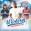 The Western Conference 37 mixtape cover art