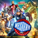 The Western Conference 38 mixtape cover art