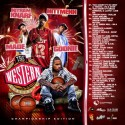 The Western Conference 4 mixtape cover art