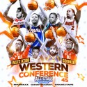 The Western Conference 44 mixtape cover art