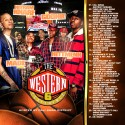 The Western Conference 6 (Hosted By Cali Swag District) mixtape cover art