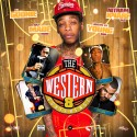The Western Conference 8 (Hosted By Young Sam) mixtape cover art