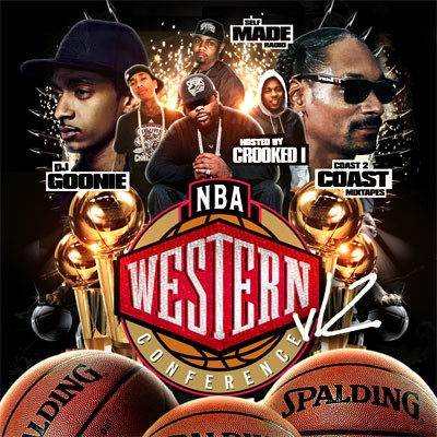 Western Conference 12 Hosted By Crooked I Self Made