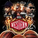 Western Conference 12 (Hosted By Crooked I) mixtape cover art