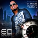 Bobby V - 60 Minutes Mixtape mixtape cover art