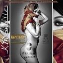 K. Michelle - 0 F*cks Given mixtape cover art