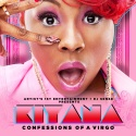 Kiyana - Confessions Of A Virgo mixtape cover art