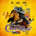 Pastor Troy - Crown Royal 2 mixtape cover art