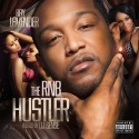Ray Lavender - The R&B Hustler mixtape cover art