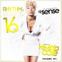 Rhythm And Streets 16 (Hosted By Keyshia Cole) mixtape cover art