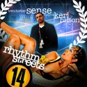 Rhythm & Streets 14 (Hosted By Keri Hilson) mixtape cover art