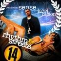 Rhythm & Streets 14 (Hosted By Keri Hilson) mixtape cover art
