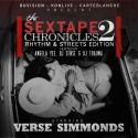 Verse Simmonds - The Sextape Chronicles 2 (Rhythm & Streets Edition) mixtape cover art