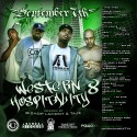 Western Hospitality 8 (Hosted by Bishop Lamont & Taje) mixtape cover art