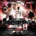 Western Hospitality 13 (Hosted By Jayrock & K-Dot) mixtape cover art