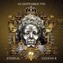 Eternal Legend 2 (Michael Jackson) mixtape cover art