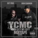 Your City My City mixtape cover art