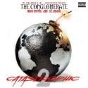 Busta Rhymes, J Doe & O.T. Genasis - Catastrophic 2 mixtape cover art