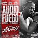 Audio Fuego (Hosted By Alley Boy) mixtape cover art