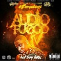 Audio Fuego 4 (Hosted By Hot Boy Turk) mixtape cover art
