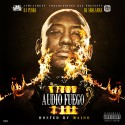 Audio Fuego 8 (Hosted By Maino) mixtape cover art