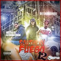 Southern Fuego 12 mixtape cover art