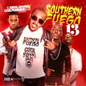 Southern Fuego 13 mixtape cover art