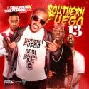 Southern Fuego 13 mixtape cover art