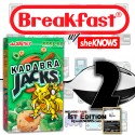 Breakfast With SheKnows 2 mixtape cover art