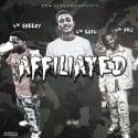 4TM - Affiliated  mixtape cover art