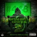 Amazin - Channel Green 2 mixtape cover art