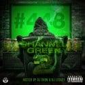 Amazin - Channel Green 2 mixtape cover art