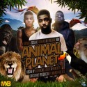 Animal Planet mixtape cover art