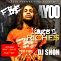 Ayoo - Rags II Riches mixtape cover art