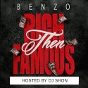 Benzo - Rich Then Famous mixtape cover art