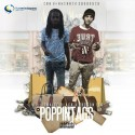 Billionaire Black & Hudson Flo - Poppin Tags mixtape cover art