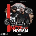 BoogeyMann & BaggzNMoney - Not Normal mixtape cover art