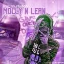 BootedUpBlood - Molly N' Lean mixtape cover art