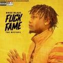 Boss Blaze - F*ck Fame mixtape cover art