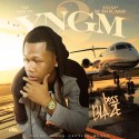 Boss Blaze - #YNGM2 mixtape cover art