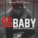 Brian Brooks - 95 Baby (Ghetto Gospels & Trap Testaments) mixtape cover art