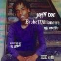 John Doe - Broke Millionaire  mixtape cover art