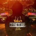 Burn$ - Most Wanted EP mixtape cover art