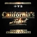California's Got Talent mixtape cover art