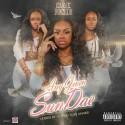 Dae Jones - Any Given SunDae mixtape cover art
