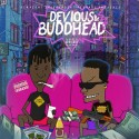 Devious Grizz & BuddHead Haz - Devious & Buddhead  mixtape cover art