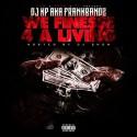 DJKP Aka Frankbandz - #WeFinessing4ALiving mixtape cover art
